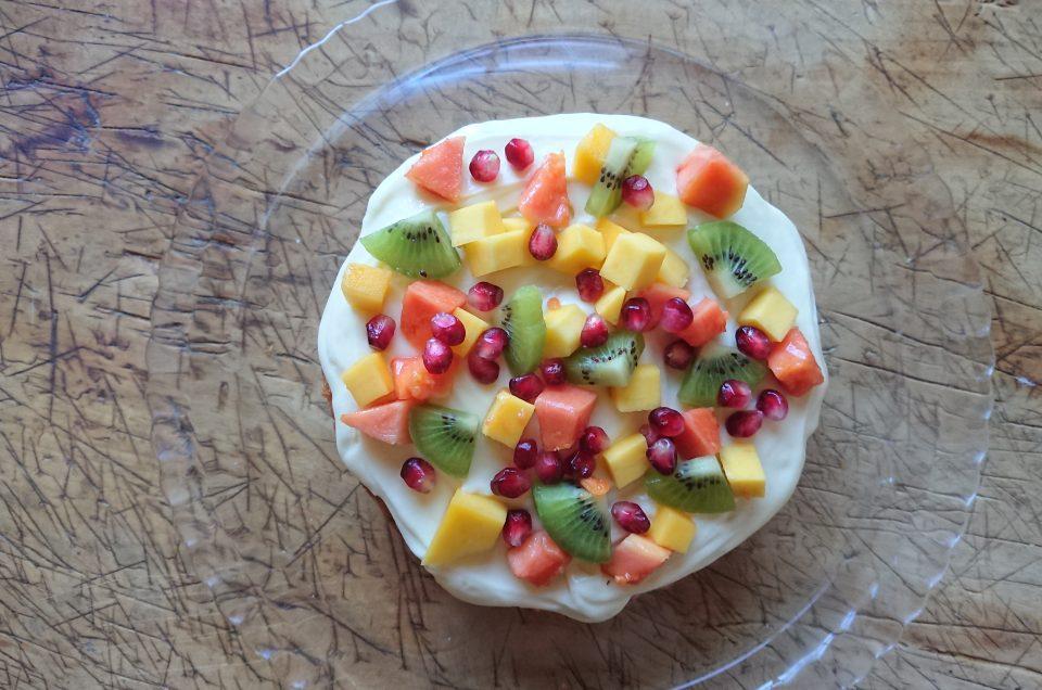 Tropical Sponge Cake