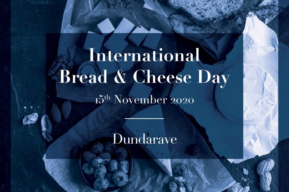 International Cheese and Bread Day